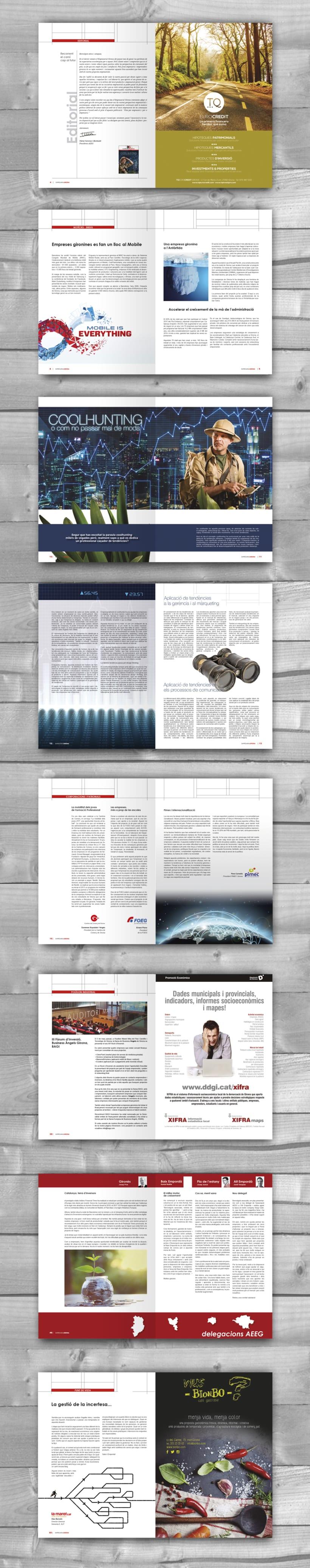 Revista EMPRESARIAL GIRONA n. 37 1