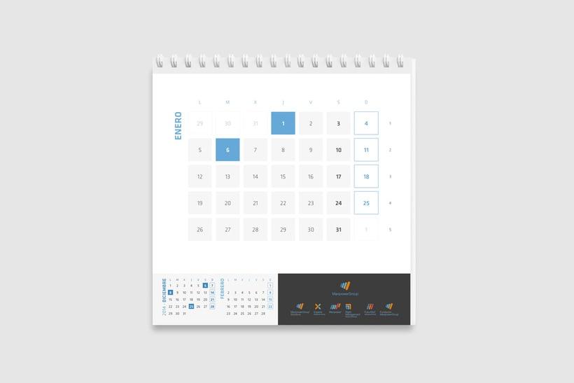 Calendario ManpowerGroup 5