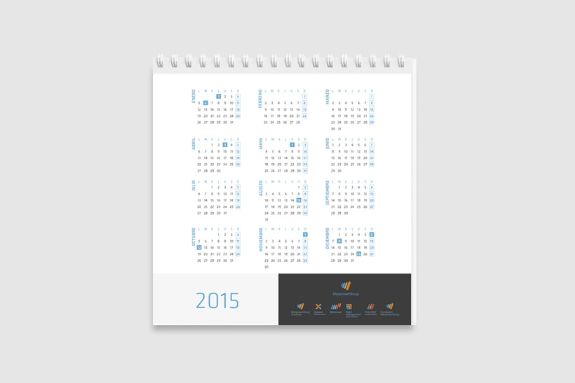 Calendario ManpowerGroup 4