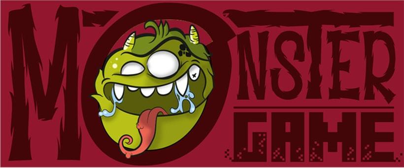 FATMAN & Monster Game( Videojuegos) 1