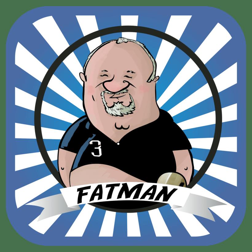 FATMAN & Monster Game( Videojuegos) 8