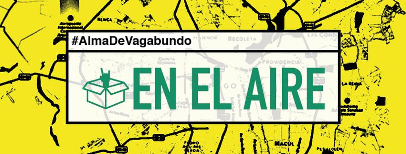 #AlmaDeVagabundo 3