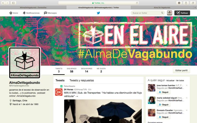 #AlmaDeVagabundo 4