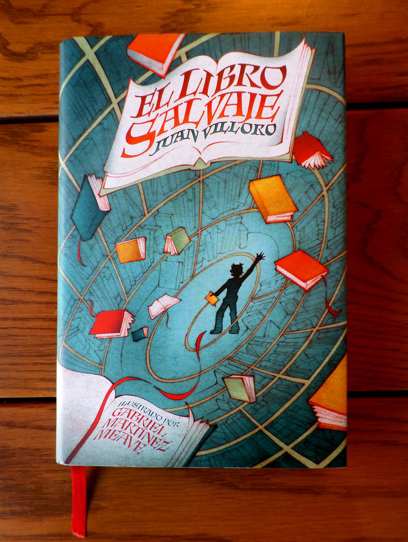 El Libro Salvaje  |  Novela ilustrada 0