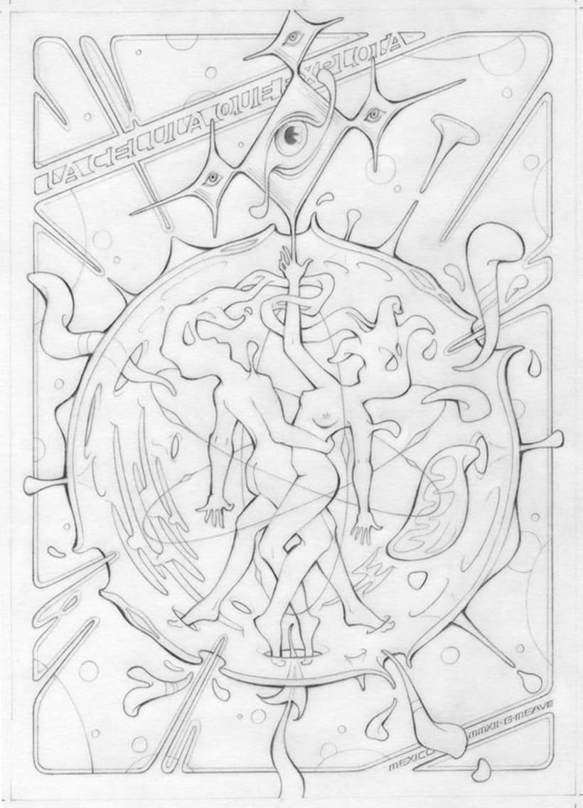 La célula | Poster para Caifanes 0