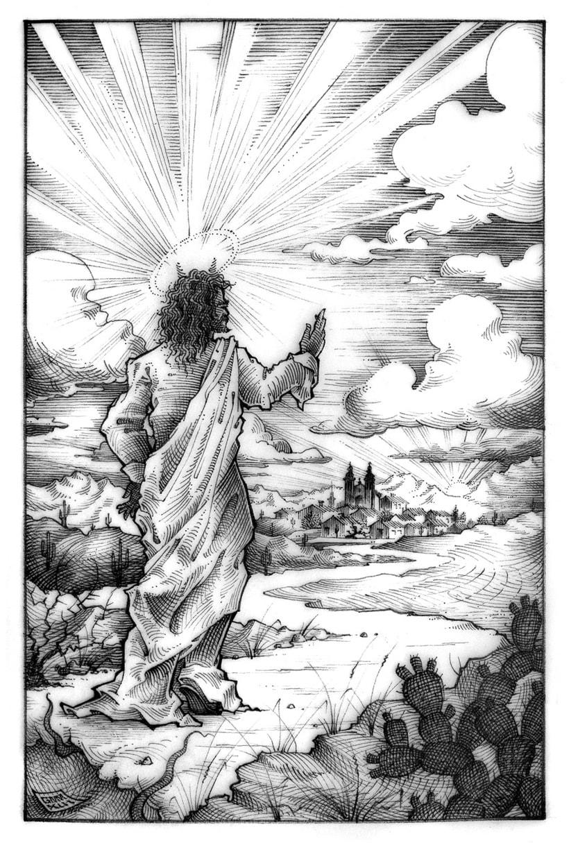 Satán Salvador | Libro ilustrado -1