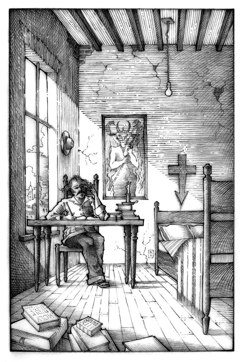 Satán Salvador | Libro ilustrado 1