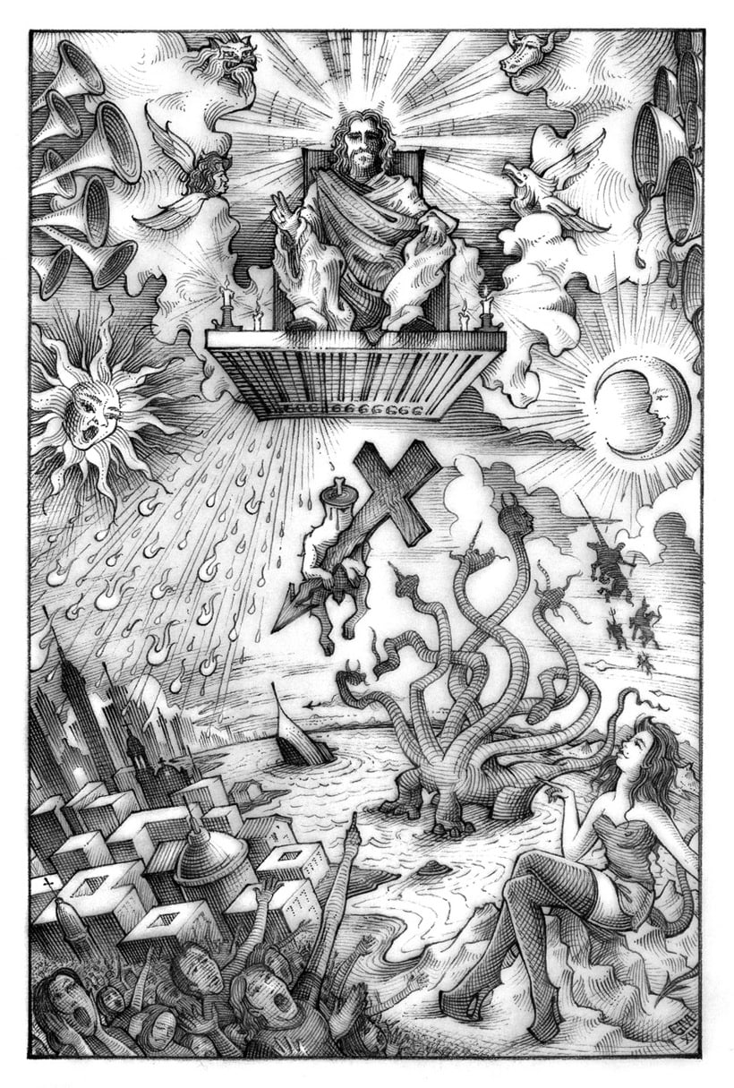 Satán Salvador | Libro ilustrado 2