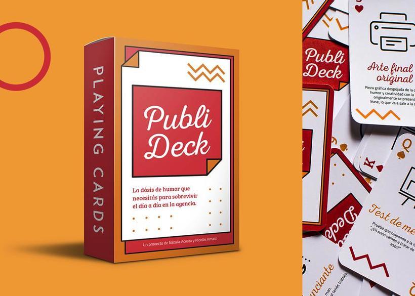 Publi Deck: 52 cartas para los amantes de la publicidad 2