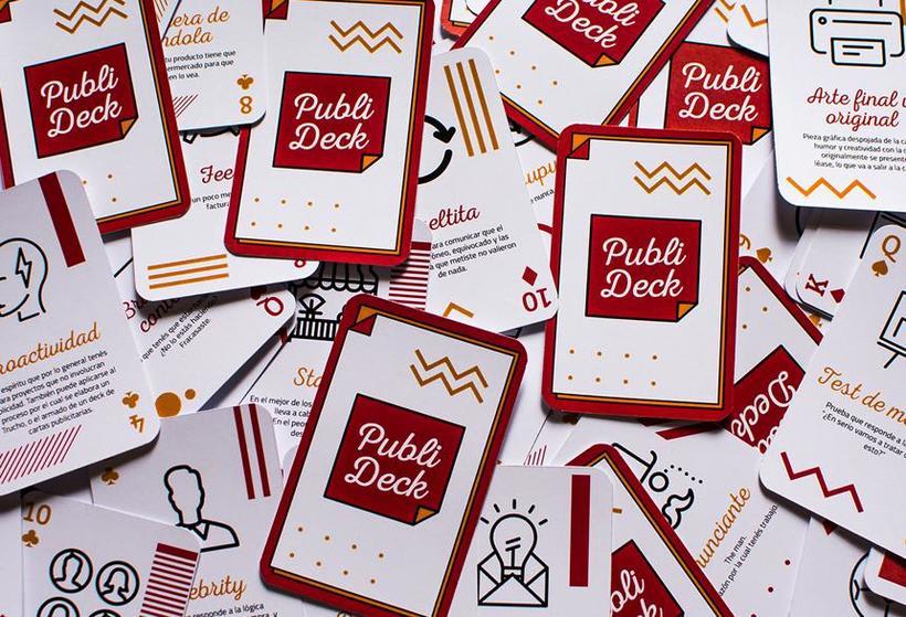 Publi Deck: 52 cartas para los amantes de la publicidad 5