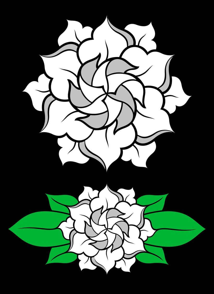 El Gardenia | Identidad & etiqueta 5