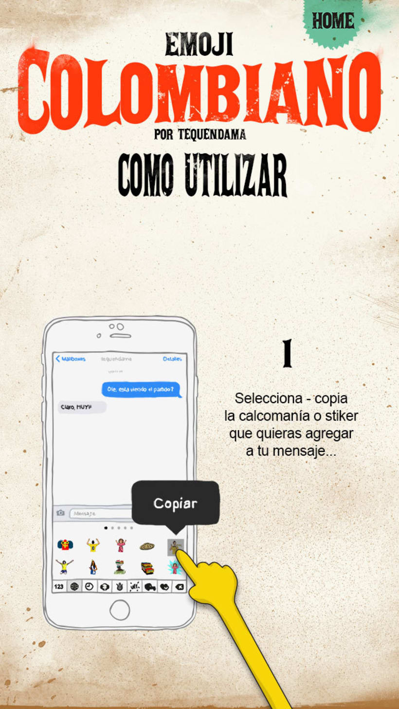 App teclado Colombiano 9