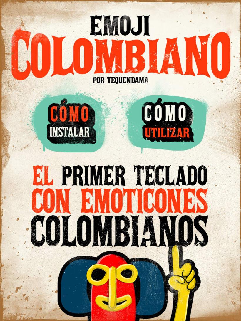 App teclado Colombiano 3