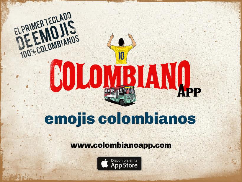 App teclado Colombiano 4