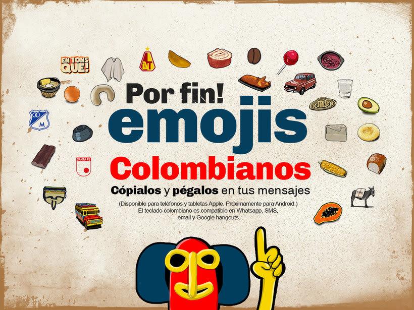 App teclado Colombiano 5