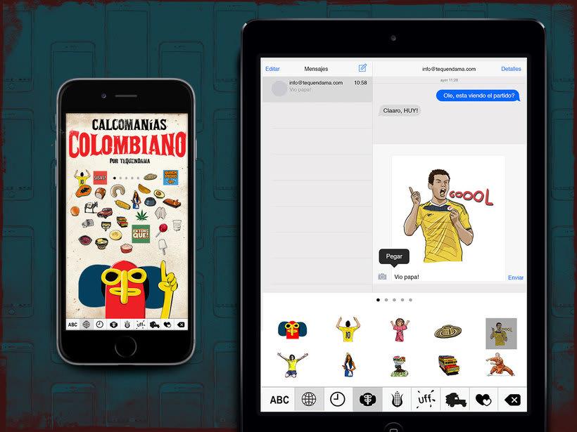 App teclado Colombiano 6