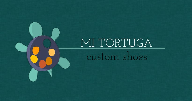 Web Mi Tortuga - Custom shoes 0