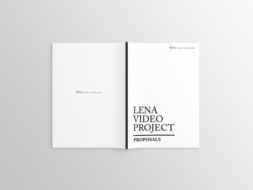 Dossier Lena Video Project 1