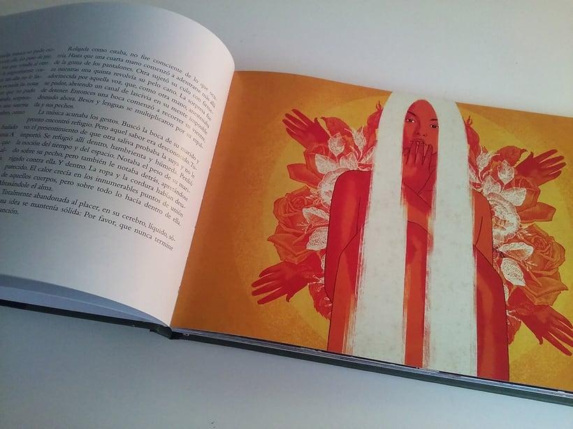 """Presentación libro ilustrado """"SOLD OUT"""" 7"""