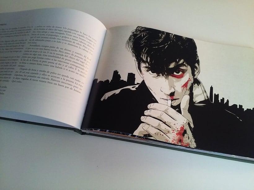 """Presentación libro ilustrado """"SOLD OUT"""" 6"""