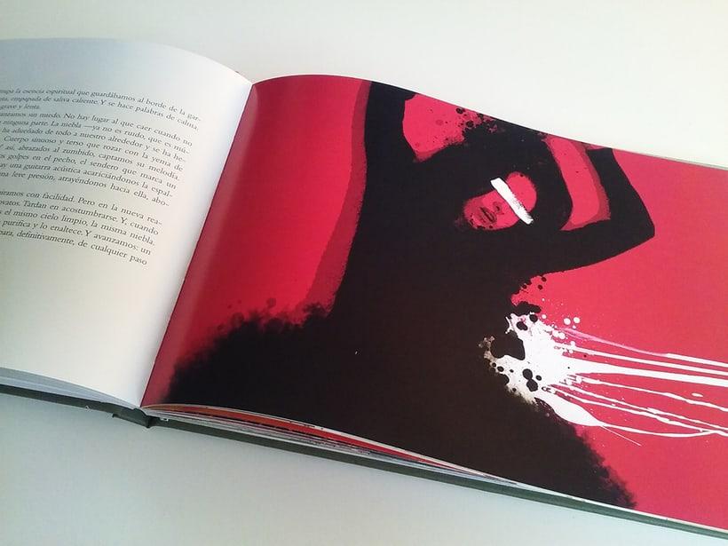 """Presentación libro ilustrado """"SOLD OUT"""" 8"""