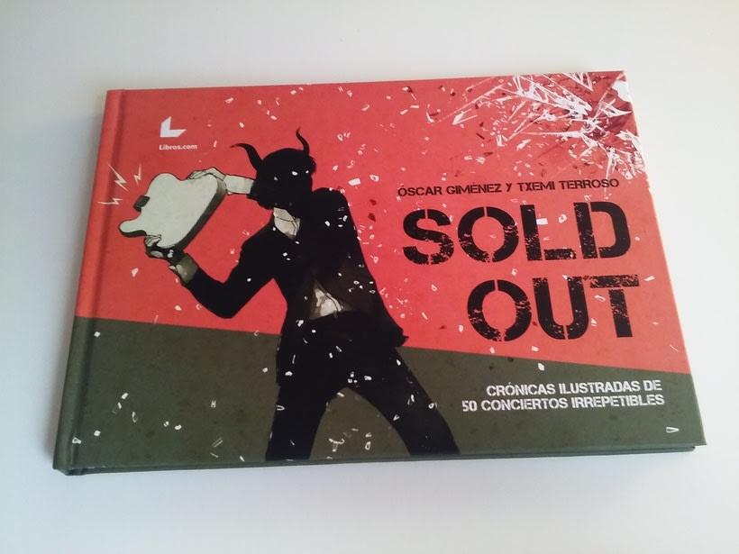 """Presentación libro ilustrado """"SOLD OUT"""" 4"""