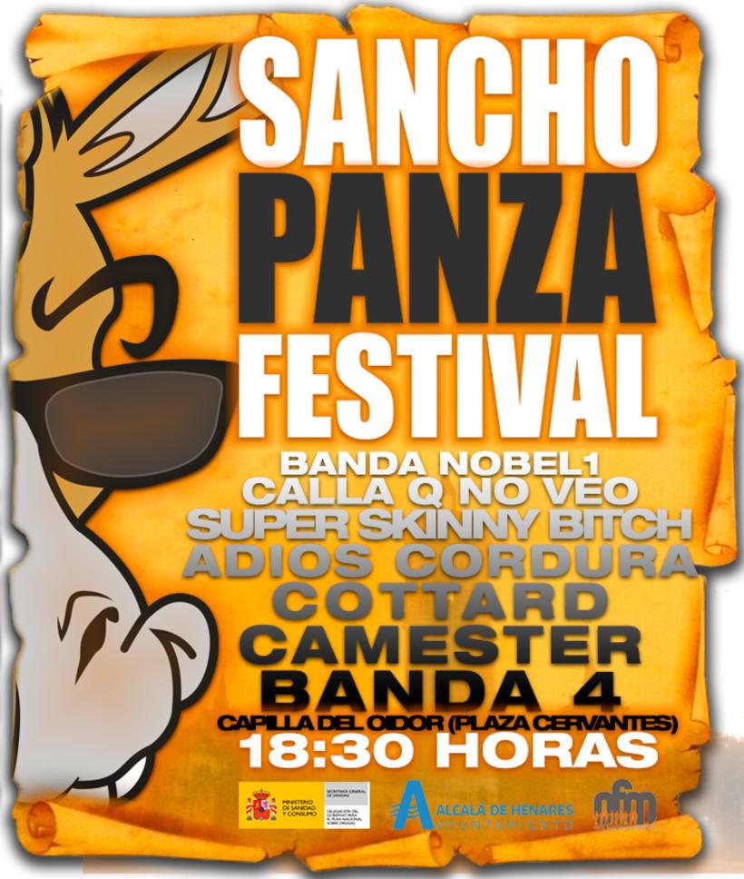 Sancho Panza Festival 7