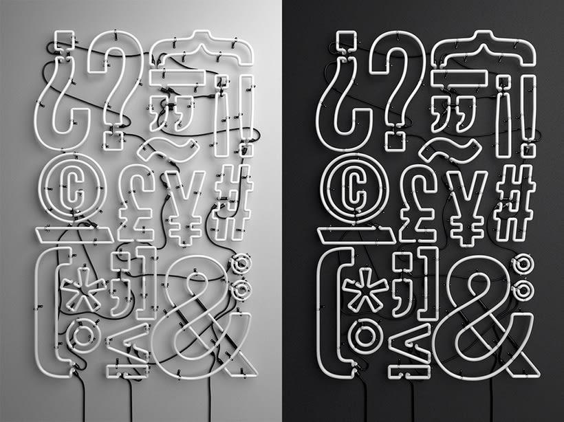 Muokka y su tipografía a todo volumen  1