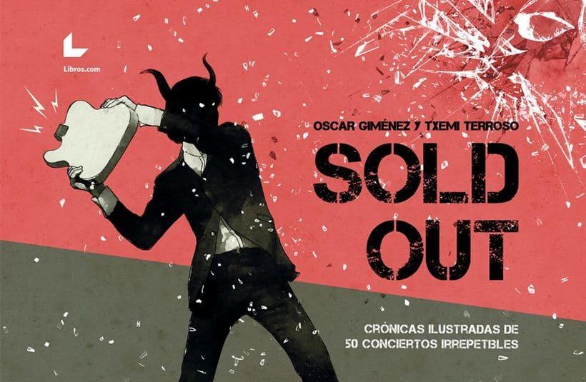 """Oscar Gimenez presenta su libro """"Sold Out""""  0"""