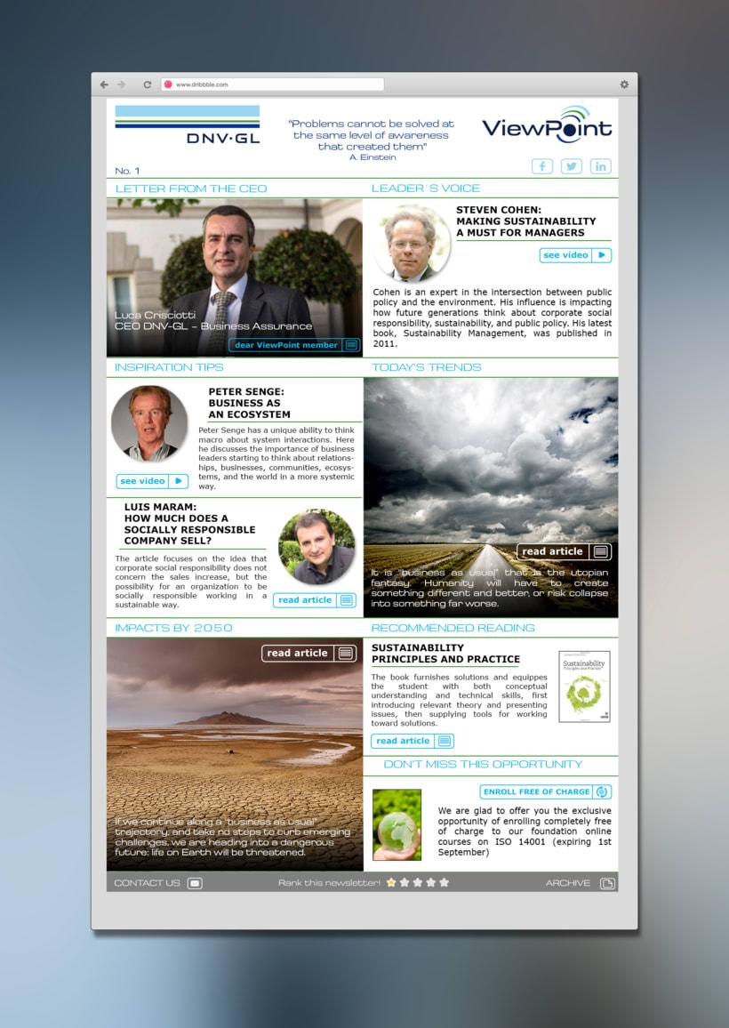 Newsletters y comunicaciones internas 7
