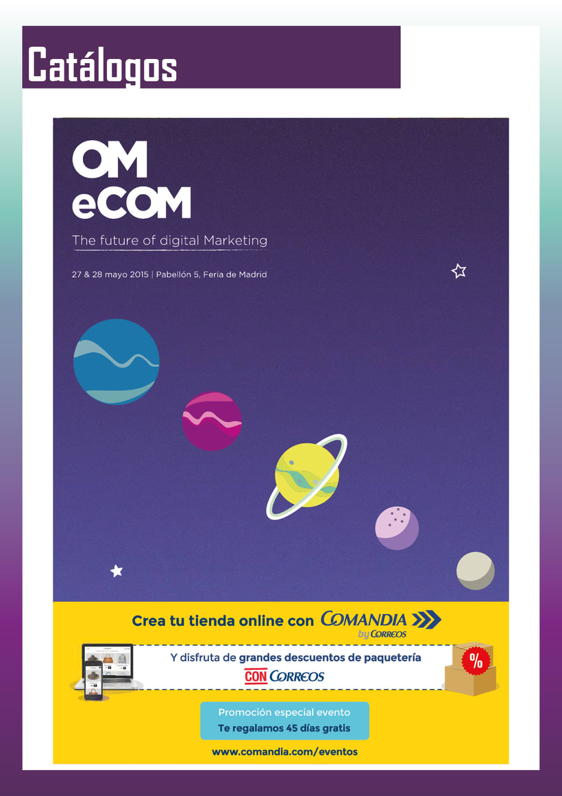 Catálogo OMExpo 2015 -1