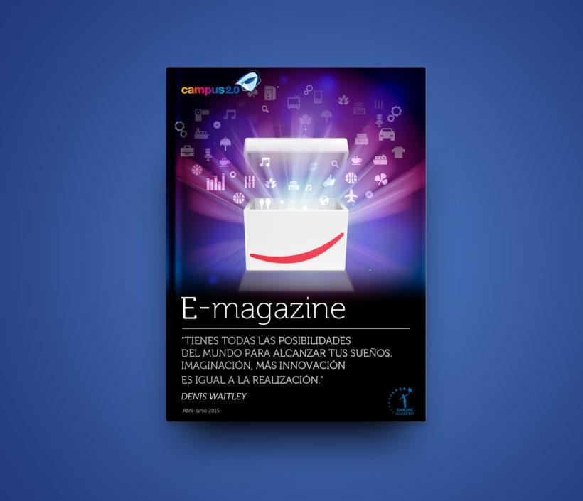 Revistas online DANONE 2