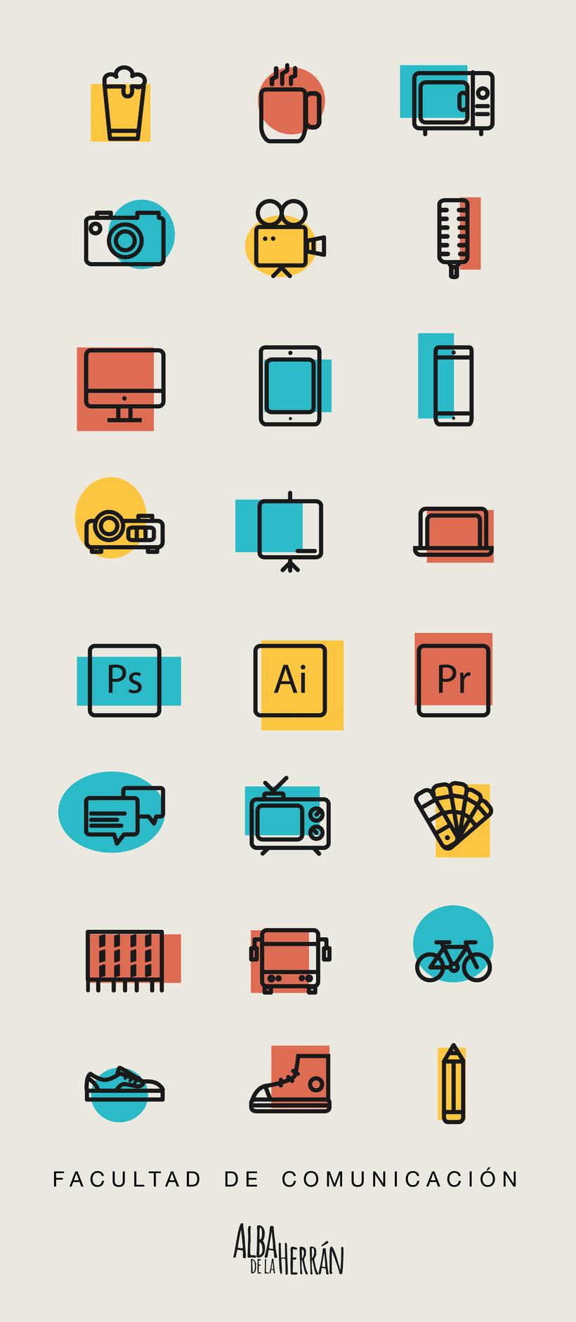 Librería de iconos 0
