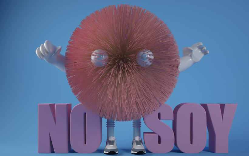 NO SOY. -1