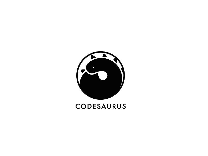 Logotipo Codesaurus 2