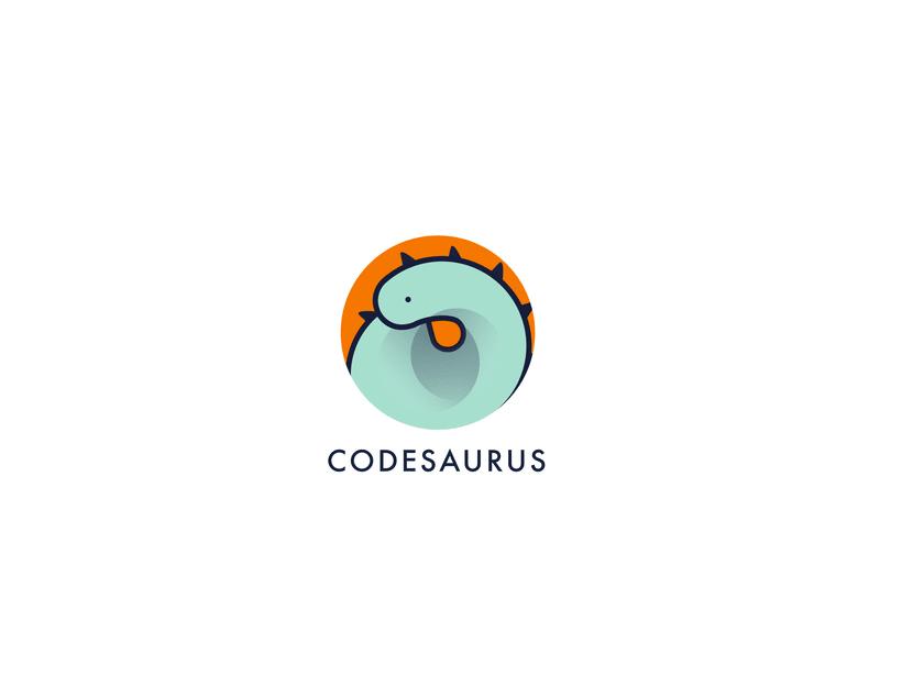 Logotipo Codesaurus 0