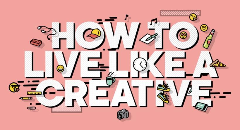 Cómo vive un creativo según Sam Island  0