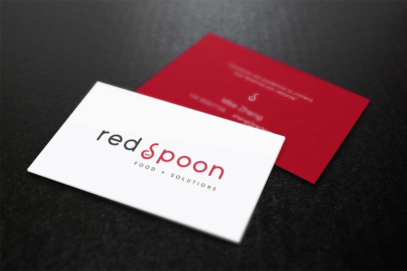 Red Spoon 1
