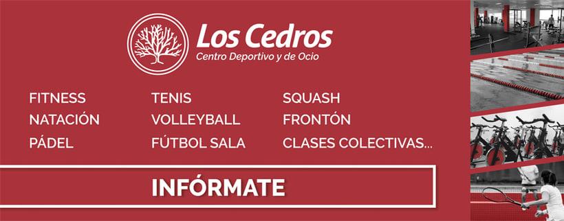 Los Cedros - Branding corporativo 11