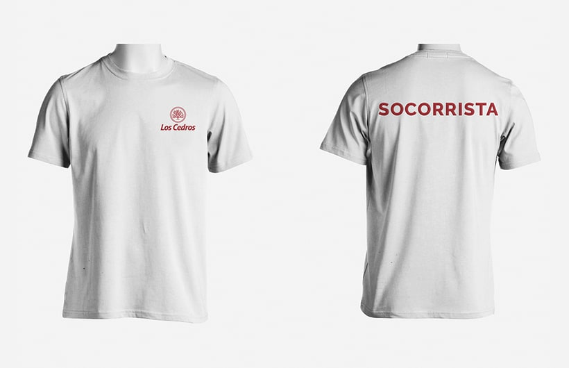 Los Cedros - Branding corporativo 5