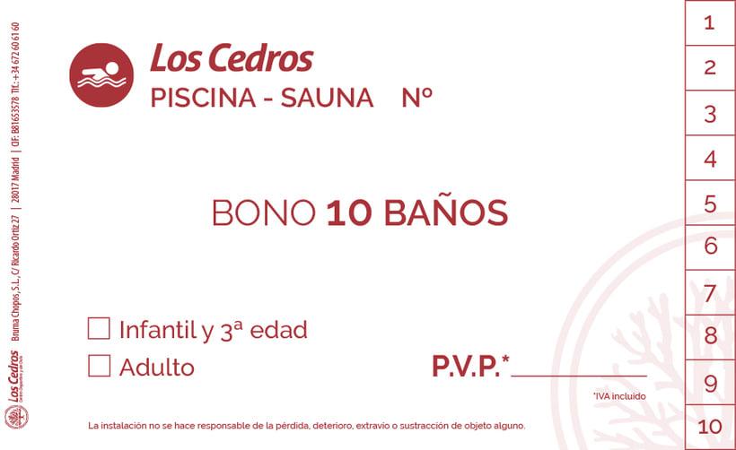 Los Cedros - Branding corporativo 9