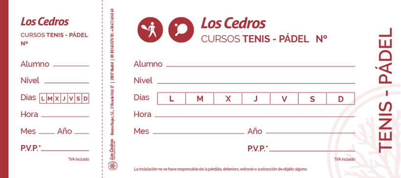 Los Cedros - Branding corporativo 10