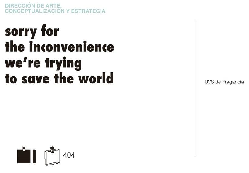 UVS de fragancia : 404 -1