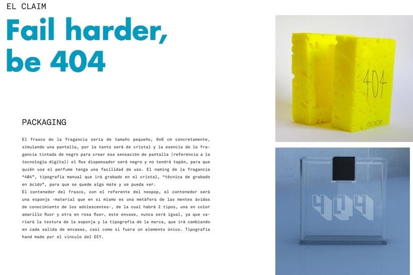 UVS de fragancia : 404 2