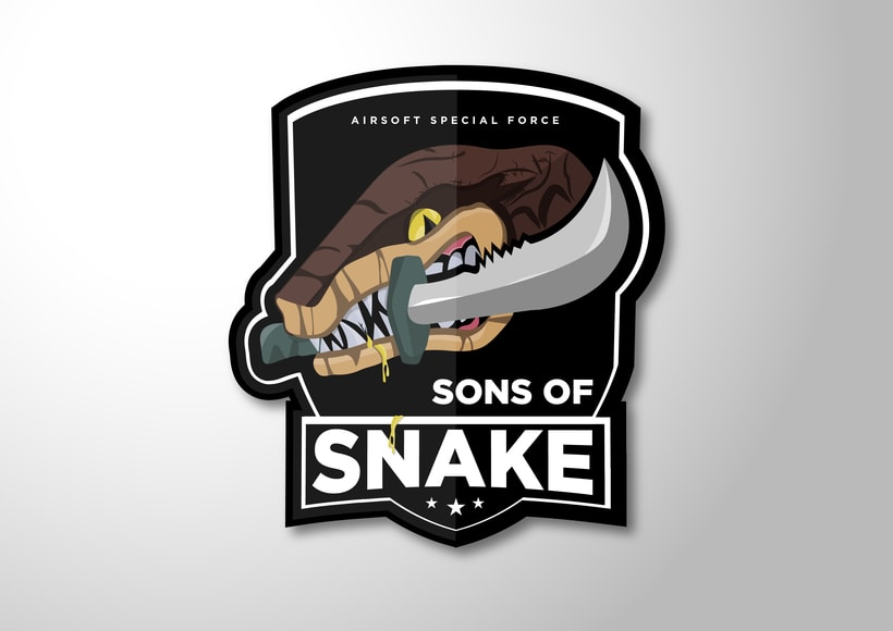 SONS OF SNAKE_Airsoft Logo -1