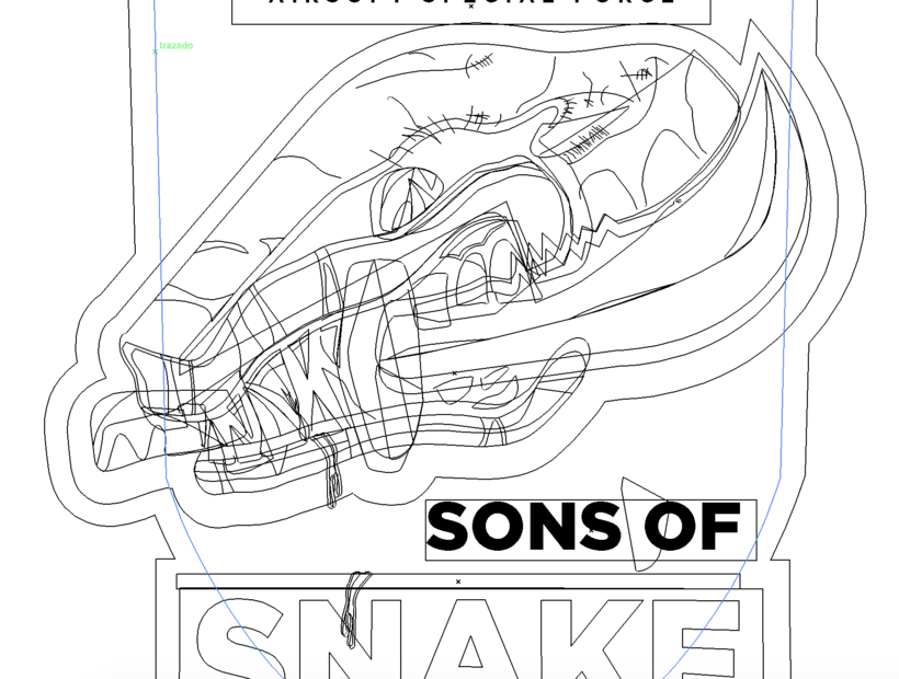 SONS OF SNAKE_Airsoft Logo 0