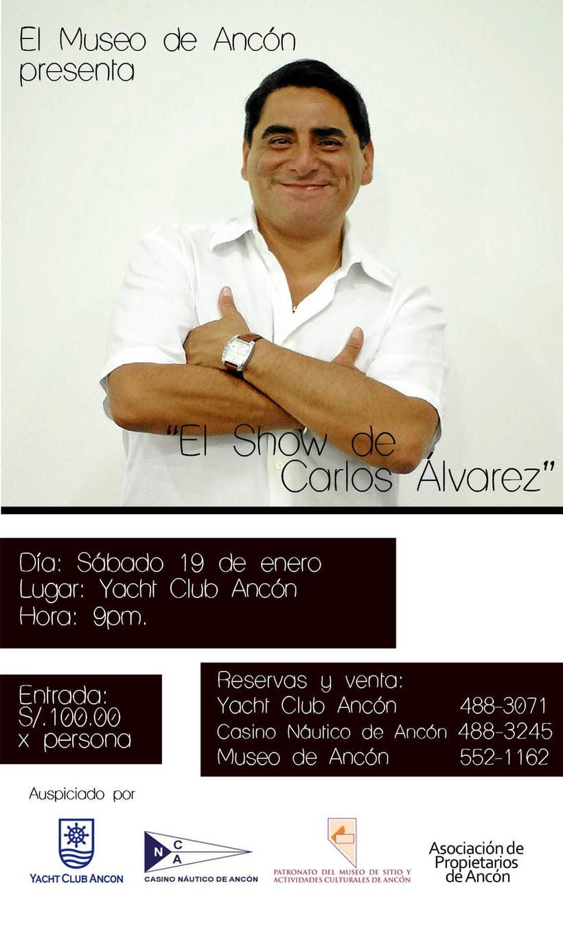 Afiches Yacht Club Ancón 3