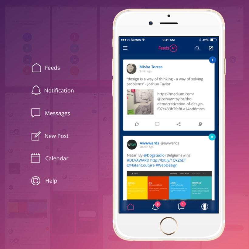 iOS app -1
