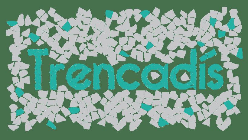 """Diseño logotipo """"Trencadís"""" -1"""