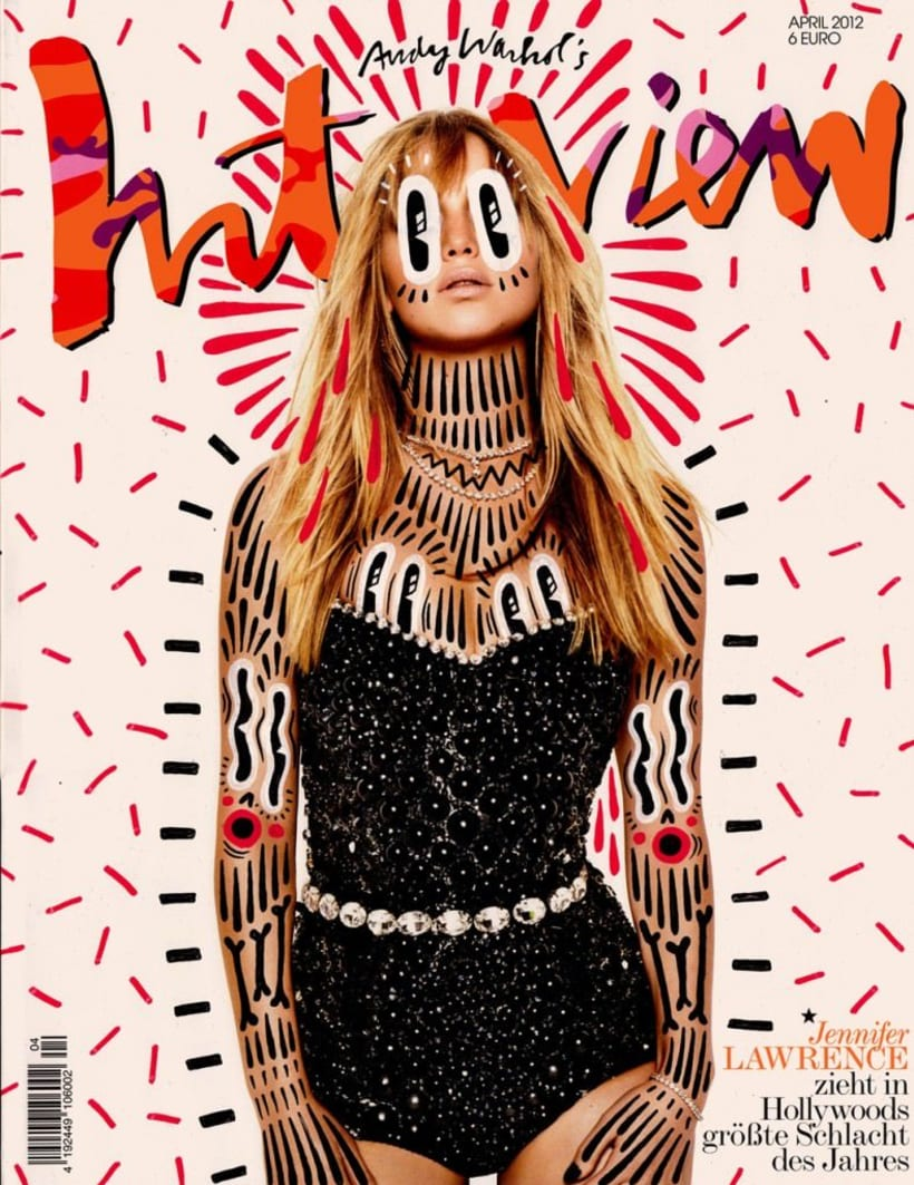 Las portadas de moda de Hattie Stewart 3